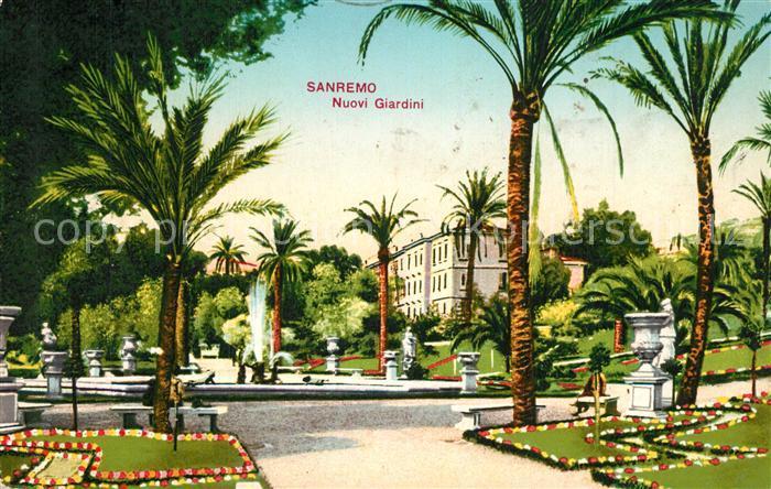 Sanremo Nuovi Giardini  Sanremo