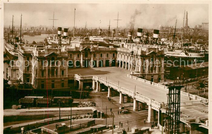 Genova_Genua_Liguria Nuova Stazione Marittima Genova_Genua_Liguria