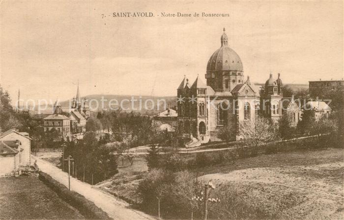 Saint Avold Notre Dame de Bonsecours Saint Avold
