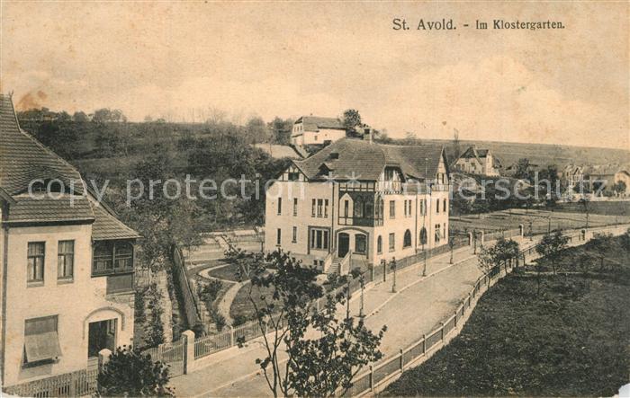 Saint Avold Im Klostergarten Saint Avold