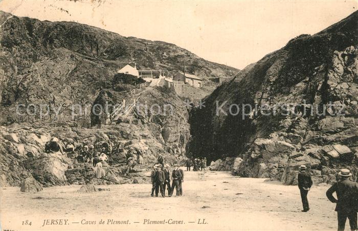Jersey Caves de Plemont Jersey