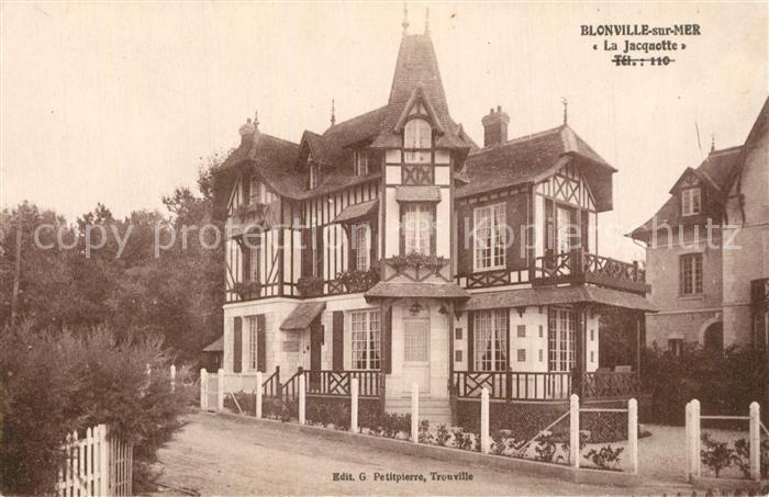 Blonville sur Mer La Jacquotte Blonville sur Mer