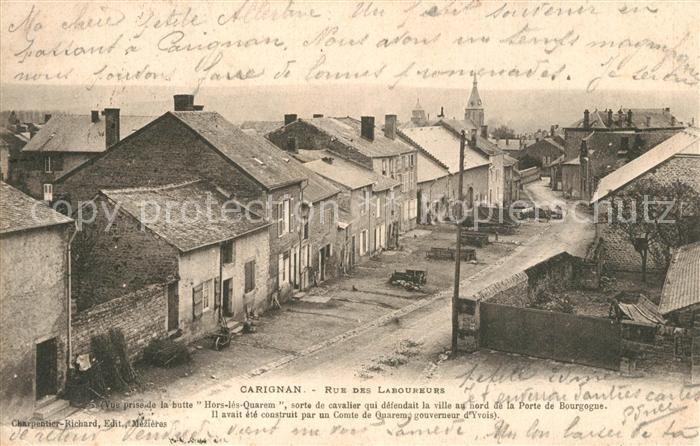 Carignan Rue des Laboureurs Carignan