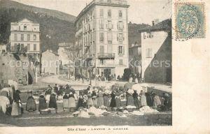 Lavoir a grasse Cote d Azur Lavoir