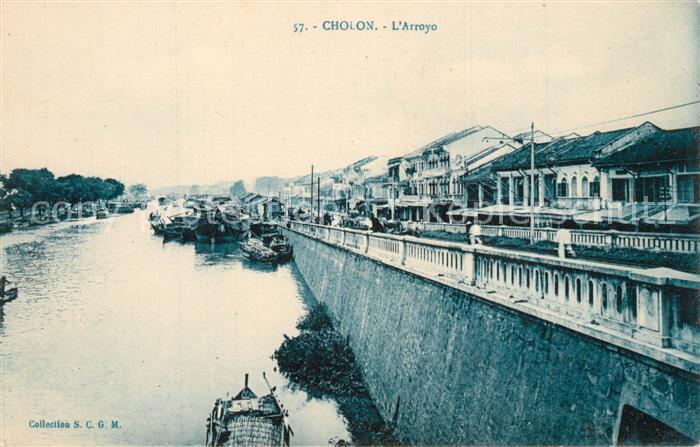 Cholon_Saigon Arroyo