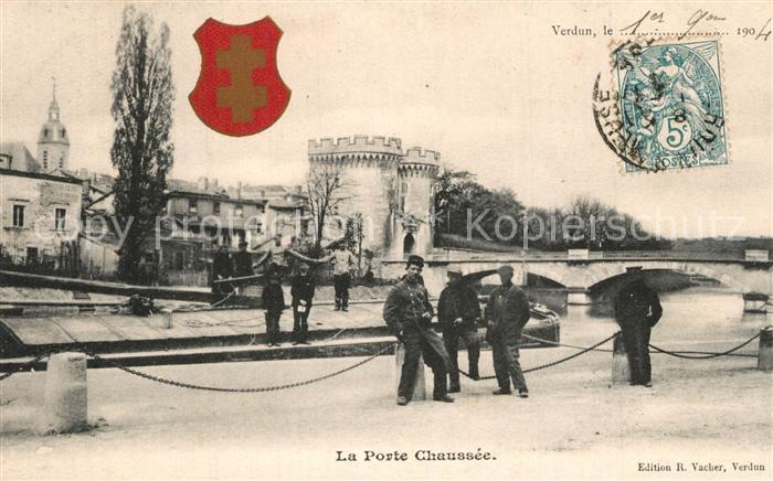 Verdun_Meuse La Porte Chaussee Verdun Meuse