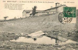 Mont_Pilat_ Loire Source du Gier et la Ferme de la Jasserie Mont_Pilat_ Loire