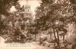 La_Baule les Pins Parc des Dryades et le Belvedere La_Baule les Pins