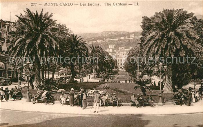Monte Carlo Les Jardins Monte Carlo