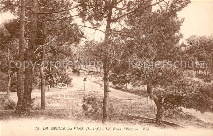 La_Baule les Pins Bois d Amour La_Baule les Pins