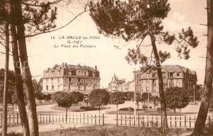 La_Baule les Pins Place des Palmiers La_Baule les Pins