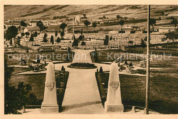 Verdun_Meuse Cimetiere des 7 Soldats inconnus Friedhof der 7 unbekannten Soldaten Verdun Meuse