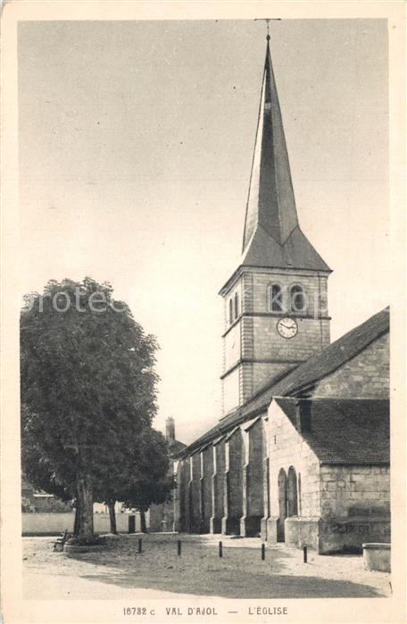 Le_Val d_Ajol Eglise Kirche Le_Val d_Ajol