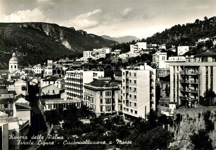 Finale_Ligure Circonvallazione a Monte  Finale_Ligure
