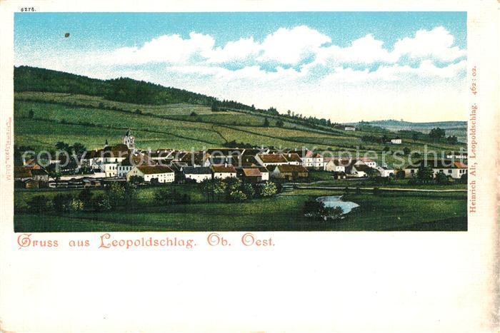 Leopoldschlag Panorama Leopoldschlag