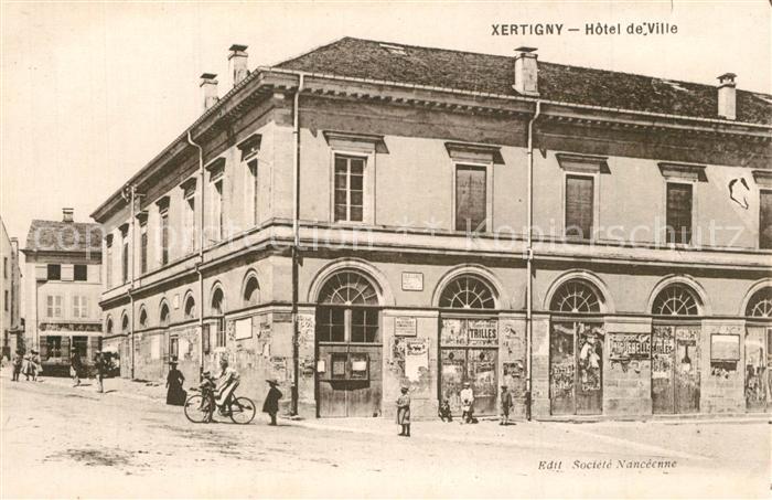 Xertigny Hotel de Ville Xertigny