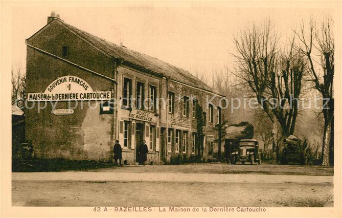 Bazeilles La Maison de la Derniere Cartouche Bazeilles