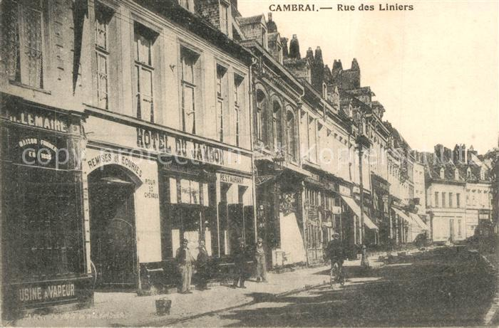 Cambrai Rue des Liniers Cambrai