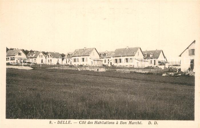 Delle_Belfort Cite des Habitations a Bon Marche Delle_Belfort