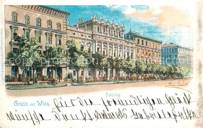 Wien Parkring Wien