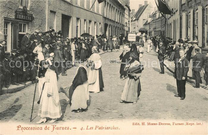 Furnes Procession Les Patriarches Furnes