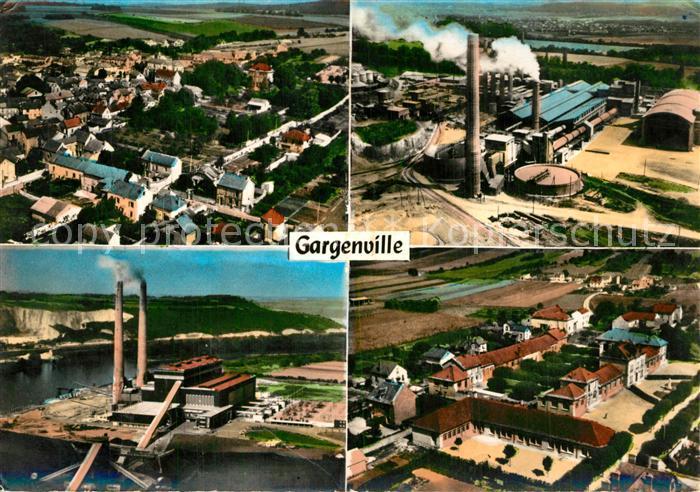 Gargenville Fliegeraufnahmen Gargenville