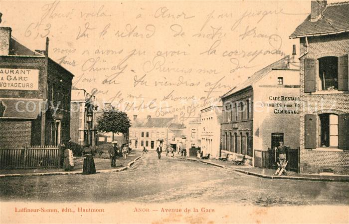 Anor Avenue de la Gare Anor