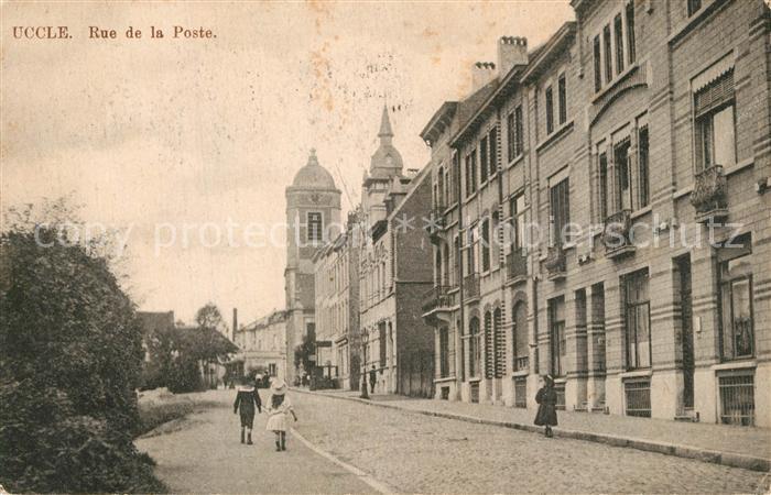 Uccle Rue de la Poste Uccle