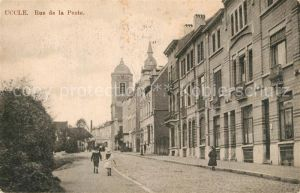 Uccle Rue de la Poste Uccle