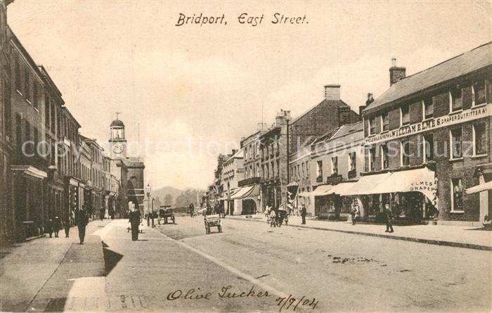 Bridport_West_Dorset East Street  Bridport_West_Dorset