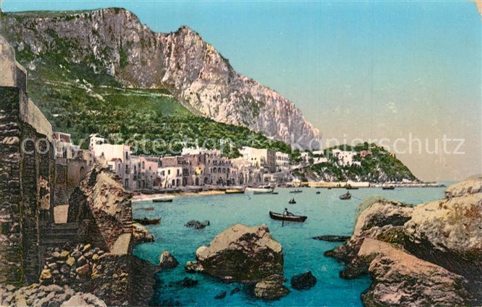 Capri Marina Grande Capri