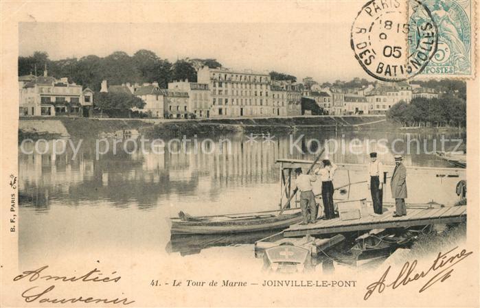 Joinville le Pont Le Tour de Marne Joinville le Pont