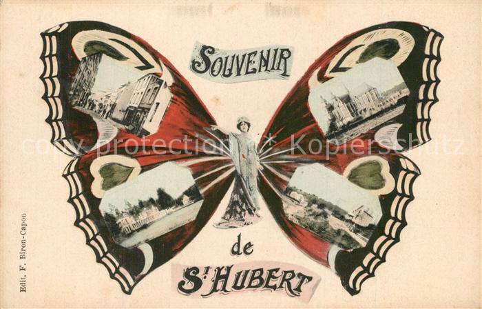 Saint Hubert_Liege Vue partielle Saint Hubert Liege