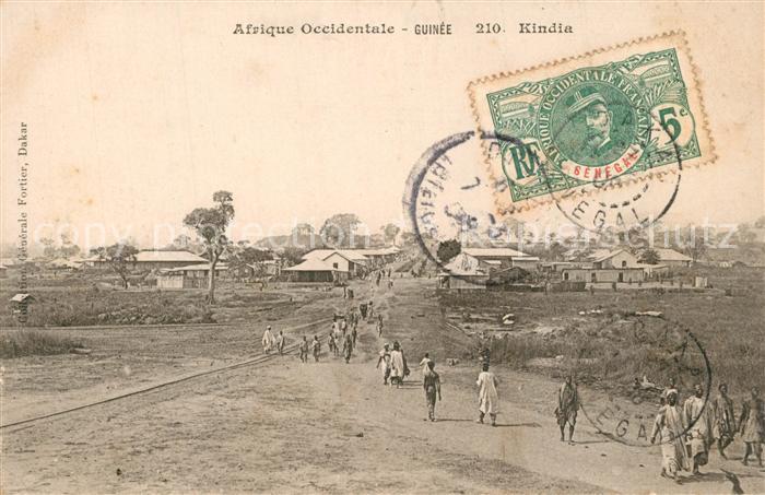 Guinee_Guinea Kindia Afrique Occidentale Guinee Guinea