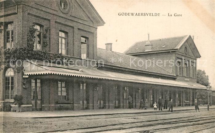 Godewaersvelde La Gare Godewaersvelde