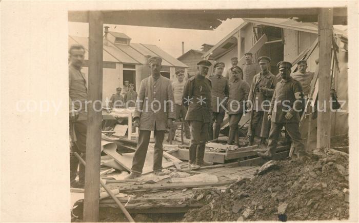Vigneulles les Hattonchatel Soldaten Aufnahme Vigneulles les Hattonchatel