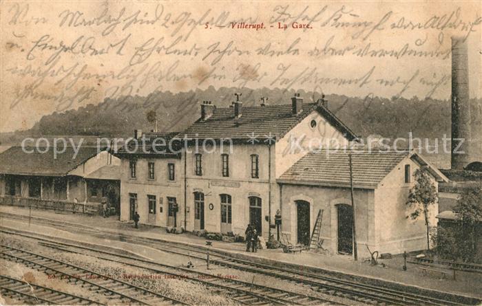 Villerupt La Gare Villerupt
