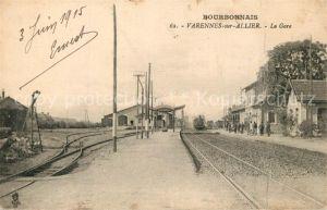 Varennes sur Allier La Gare Varennes sur Allier