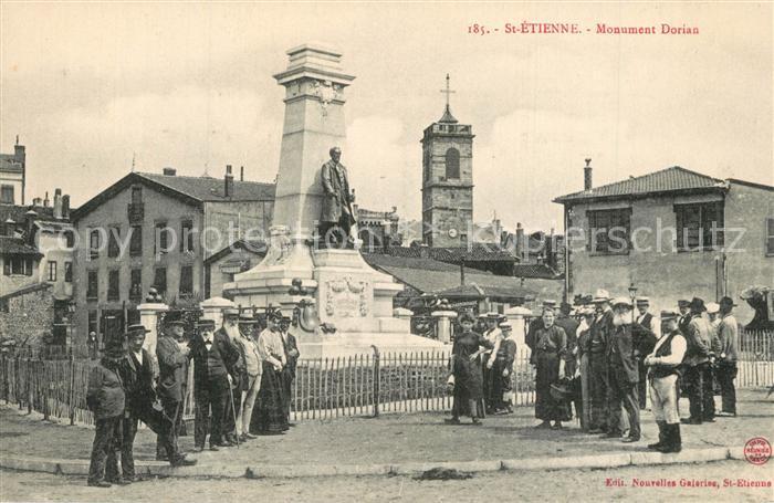 Saint Etienne_Loire Monument Dorian Saint Etienne Loire