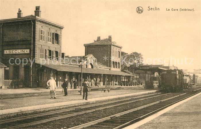 Seclin La Gare interieur Seclin