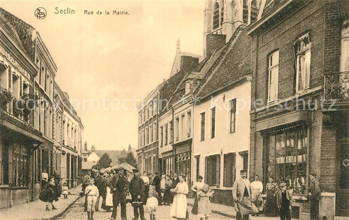 Seclin Rue de la Mairie Seclin