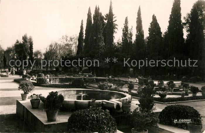 Fez_Fes Jardin de Boujeloud Fez_Fes