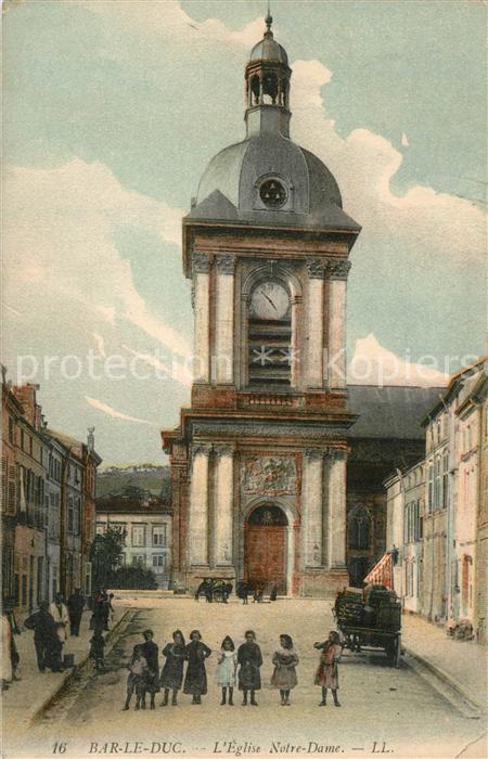 Bar_le_Duc_Lothringen Eglise Notre Dame Bar_le_Duc_Lothringen