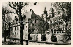 Evreux Eveche et la Cathedrale Evreux