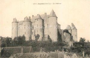 Luynes_Indre et Loire Chateau Schloss Luynes Indre et Loire