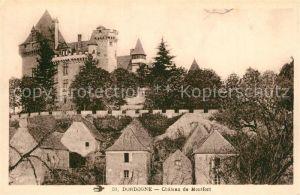 Vitrac_Dordogne Chateau de Montfort Vitrac Dordogne