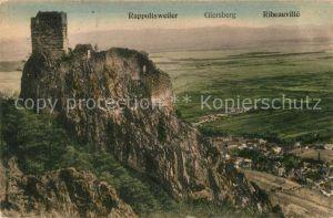Rappoltsweiler_Haut_Rhin_Elsass Giersberg Ribeauville Rappoltsweiler_Haut