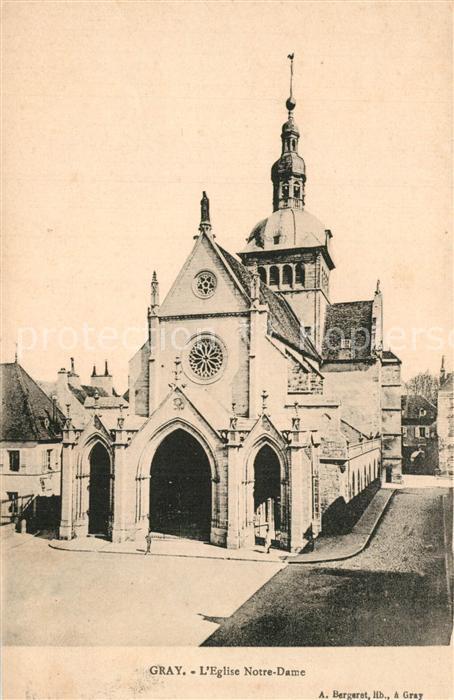 Gray_Haute_Saone Eglise Notre Dame Gray_Haute_Saone
