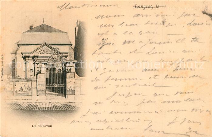 Langres Theatre Langres