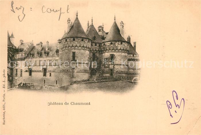 Chaumont_Haute Marne Chateau Chaumont Haute Marne